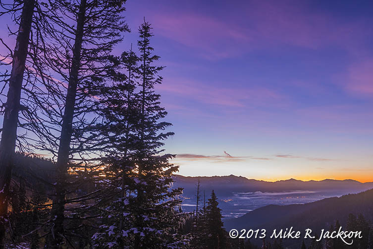 Sunrise Pass Oct 6