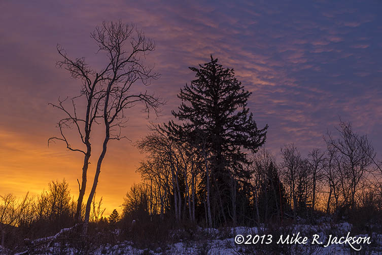Gros Ventre Sunrise Dec15