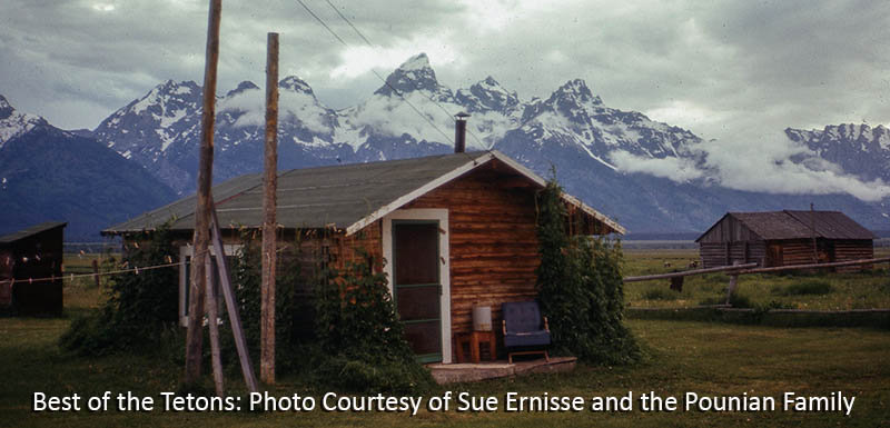 The moulton barns 1963 1965 best of the tetons great for Jackson hole wyoming honeymoon cabins