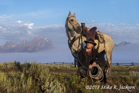 Wild West in Jackson Hole: Cowboys, Wranglers...