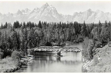 Scalawags and Bridges ~ The Old Buffalo Fork...