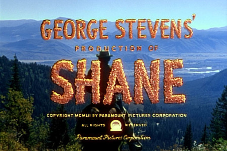 """SHANE"" — The Epic Western..."