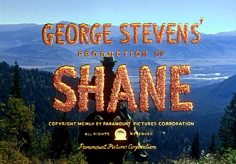 shane� � the epic western movie filmed in jackson hole