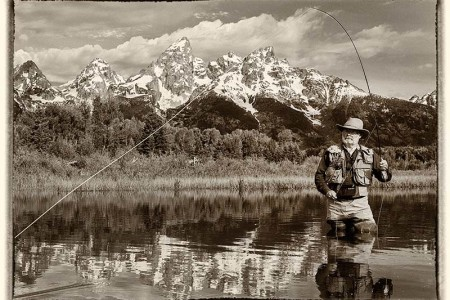 Fly Fishermen and Photographers: