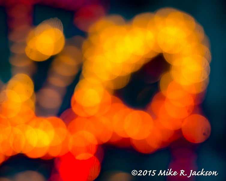 Zipper: Blurred Lights