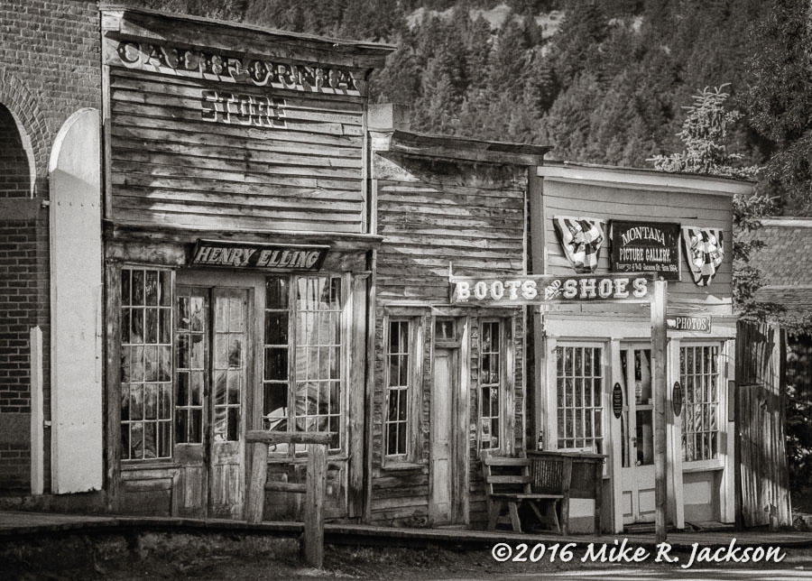 Montana S Virginia City And Nevada City Best Of The Tetons Area Info Photography
