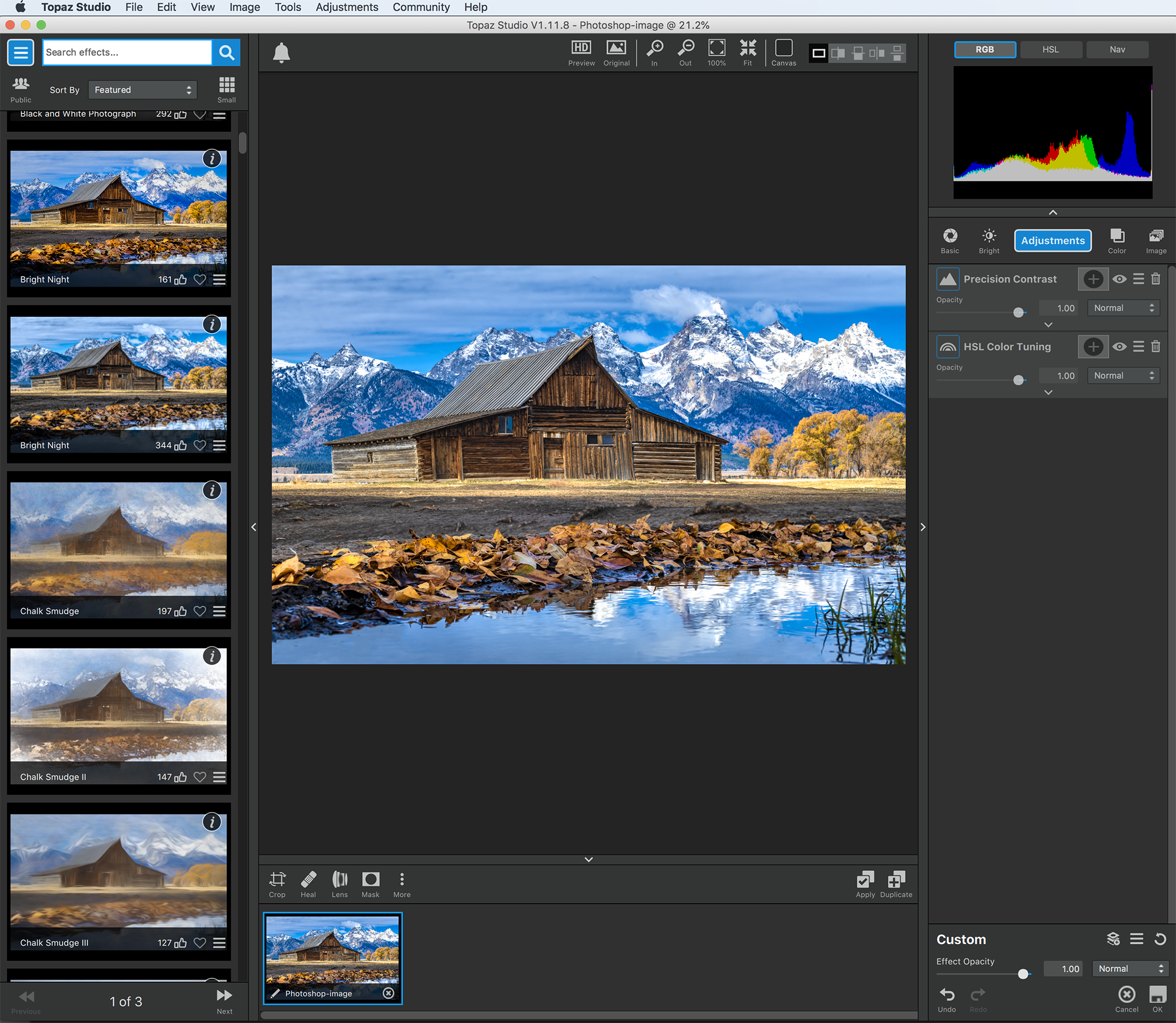 Tips for challenging photos in Grand Teton National Park