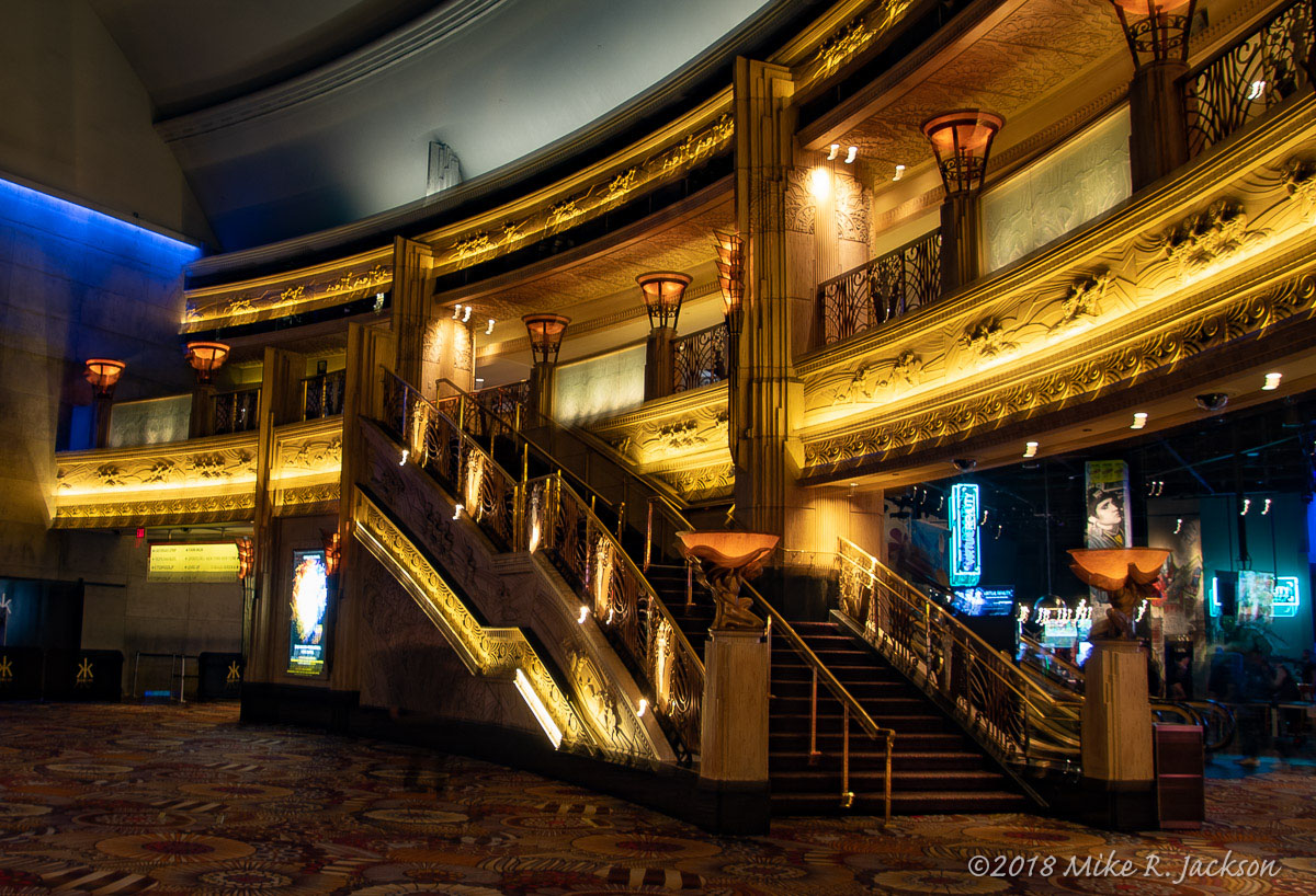 MGM Grand Staircase