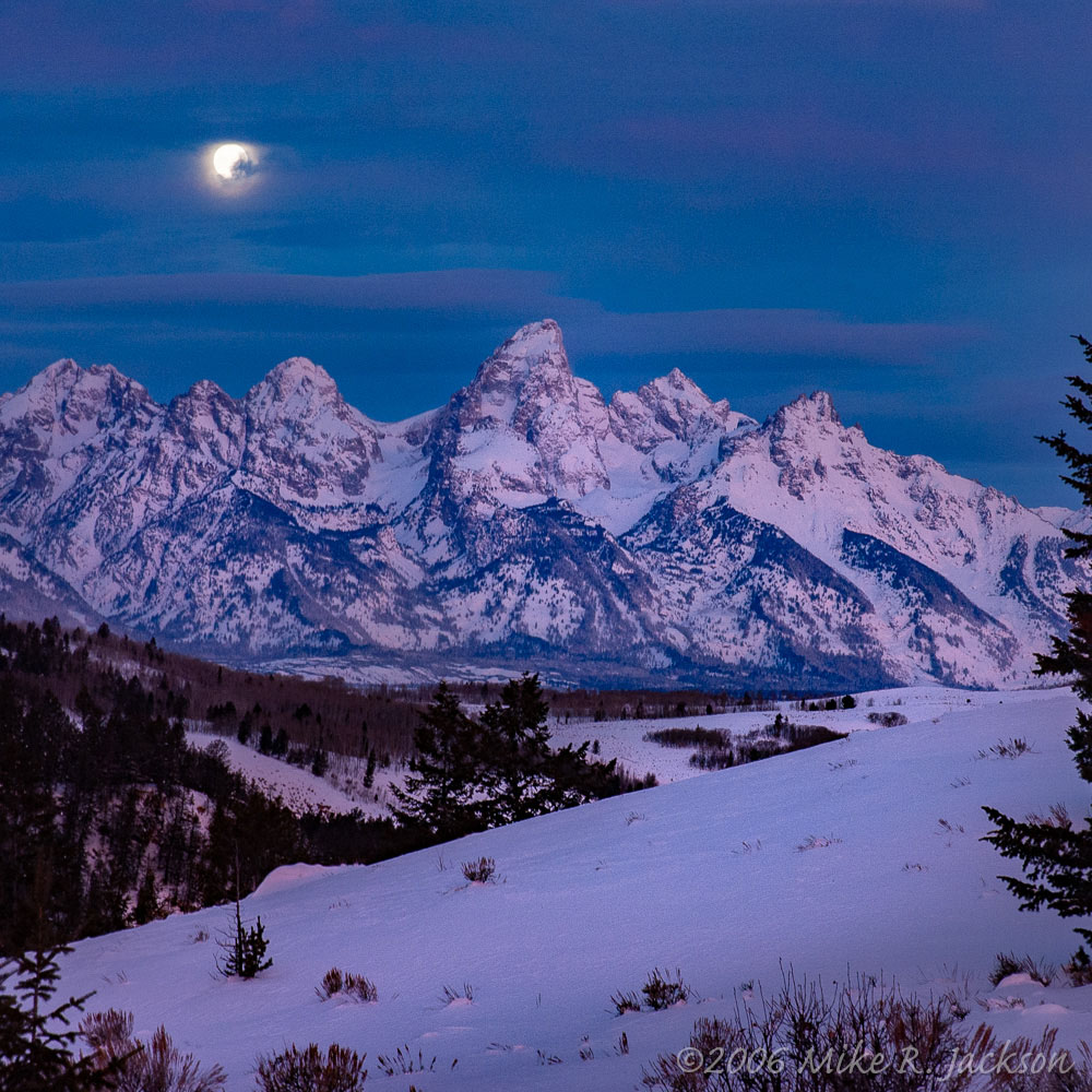 A Blast Of Color In Jackson Hole