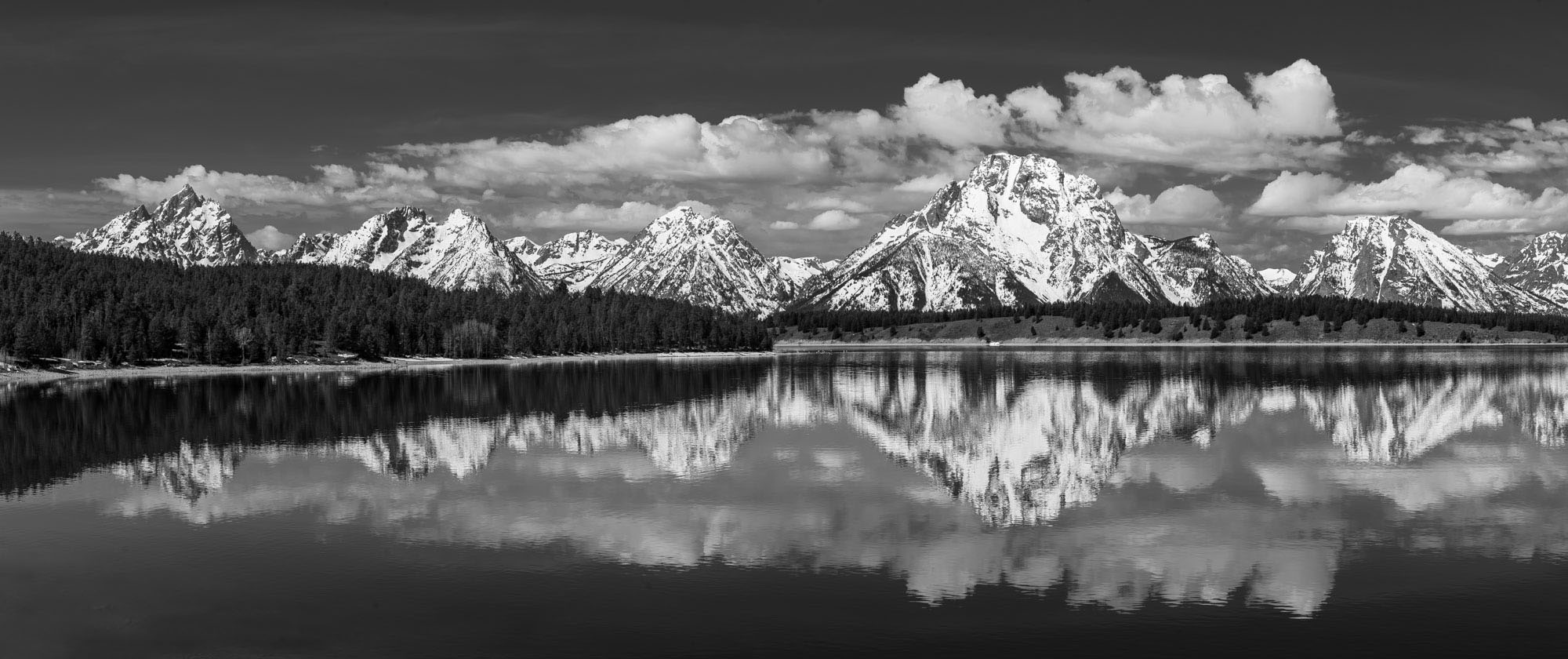 Winter Landscapes In Grand Teton National Park Best Of The