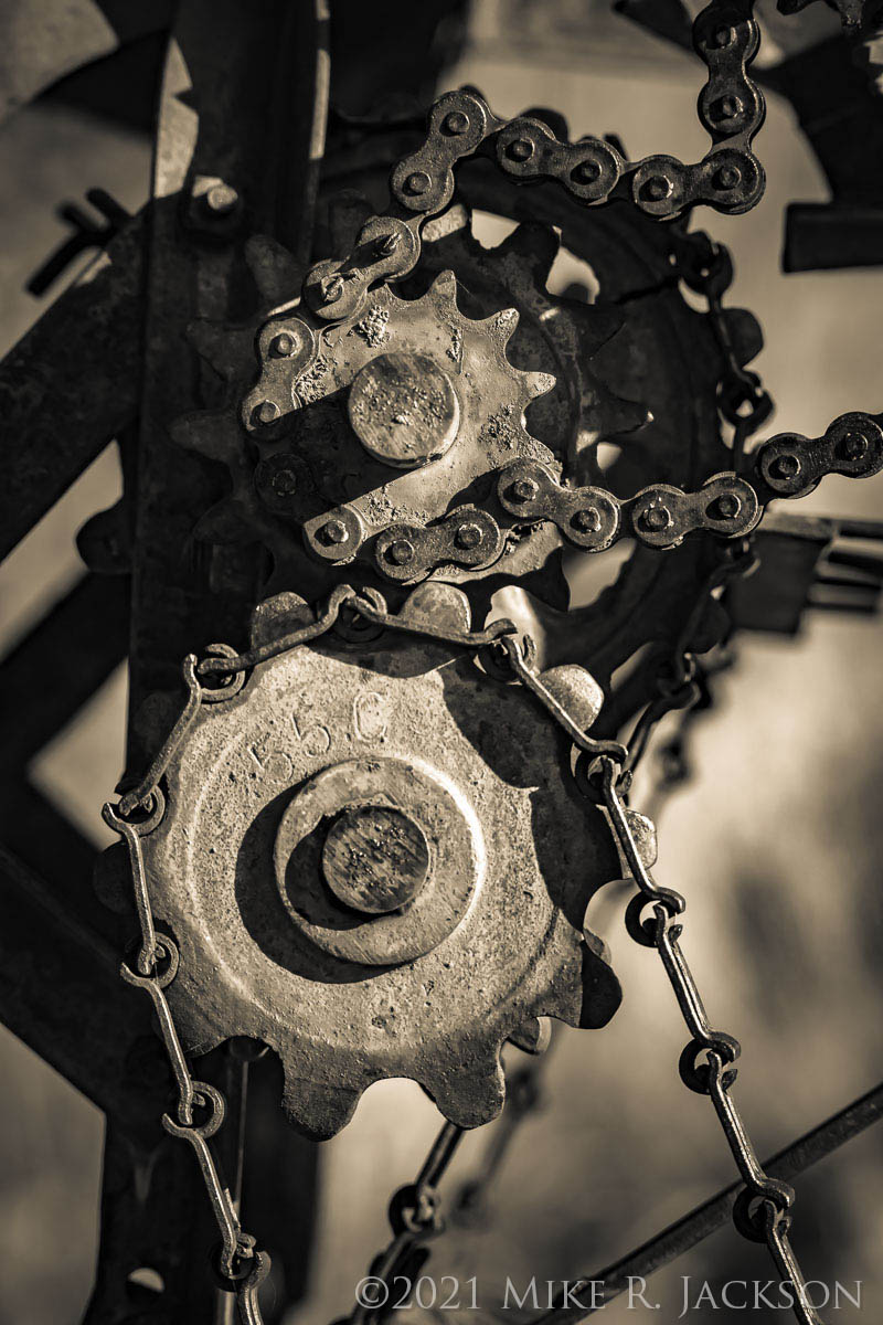 Gears, Sprockets & Chains